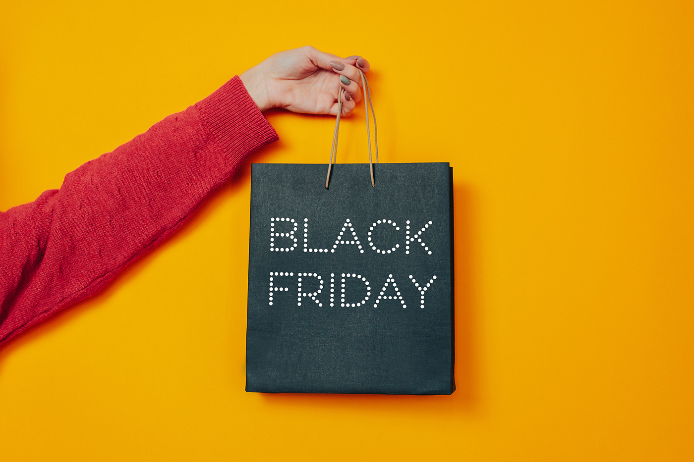 Black Friday 2020. Increase the impact with INFINIA