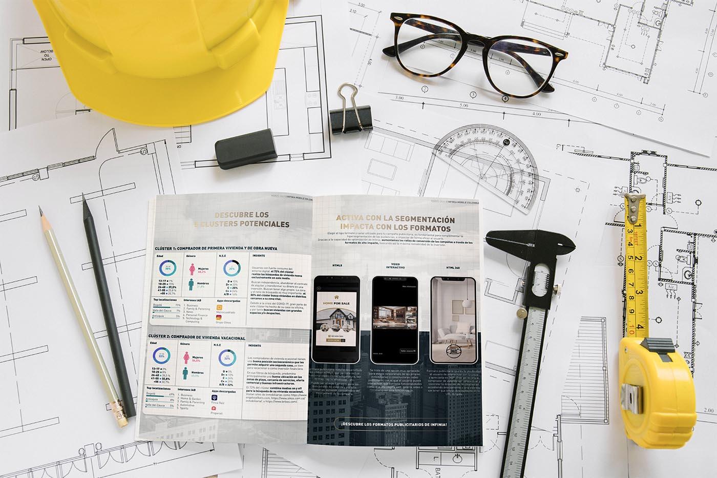 Infinia localiza a los usuarios interesados en el sector inmobiliario