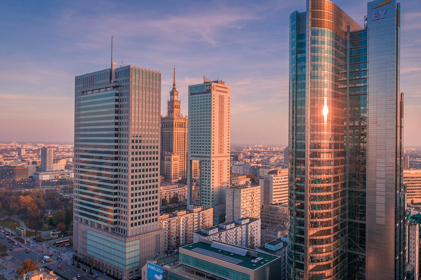 La industria 4.0: Ciudades Inteligentes
