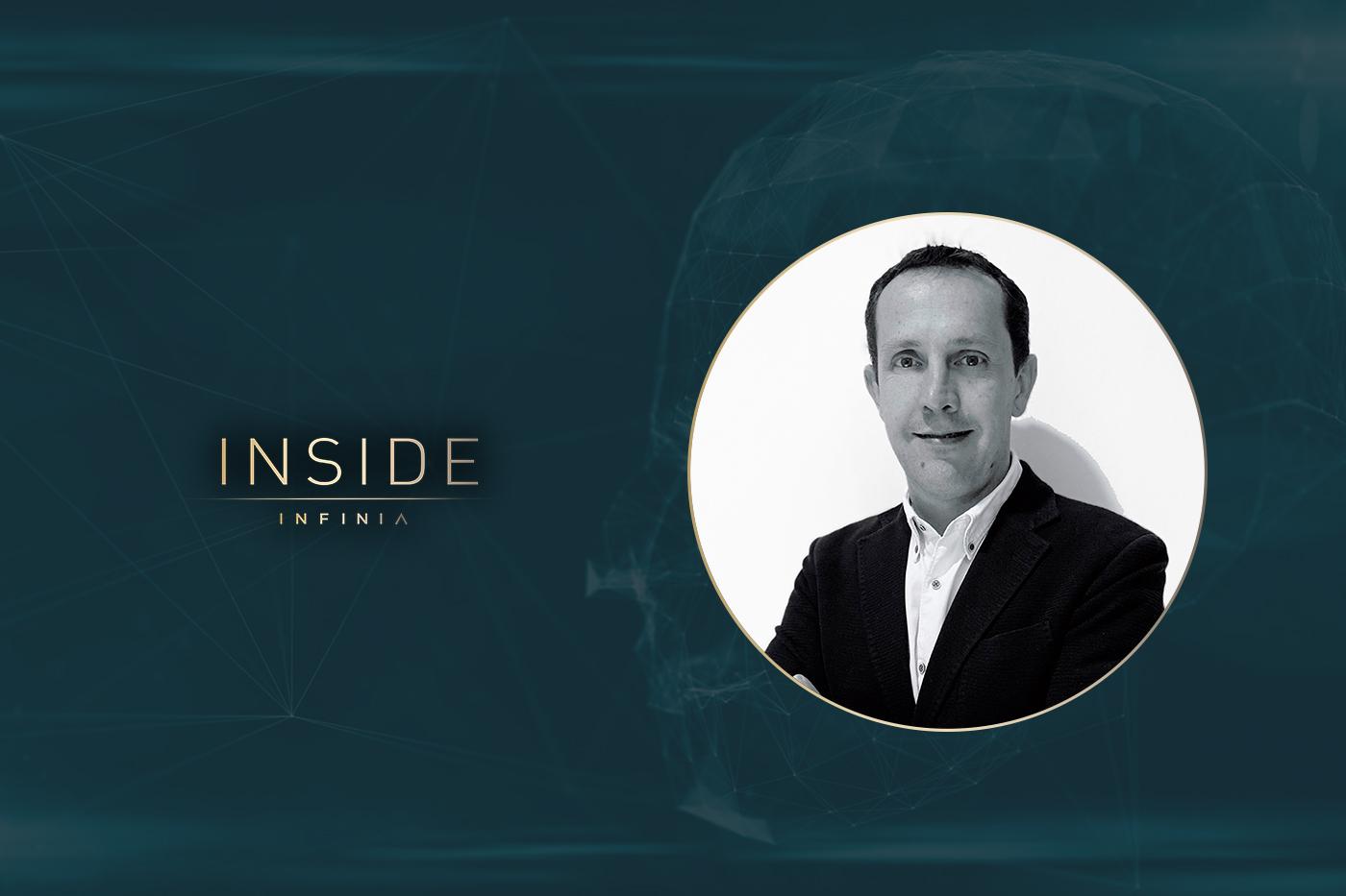INSIDE INFINIA | Oscar Caraveo, Country Manager Mexico