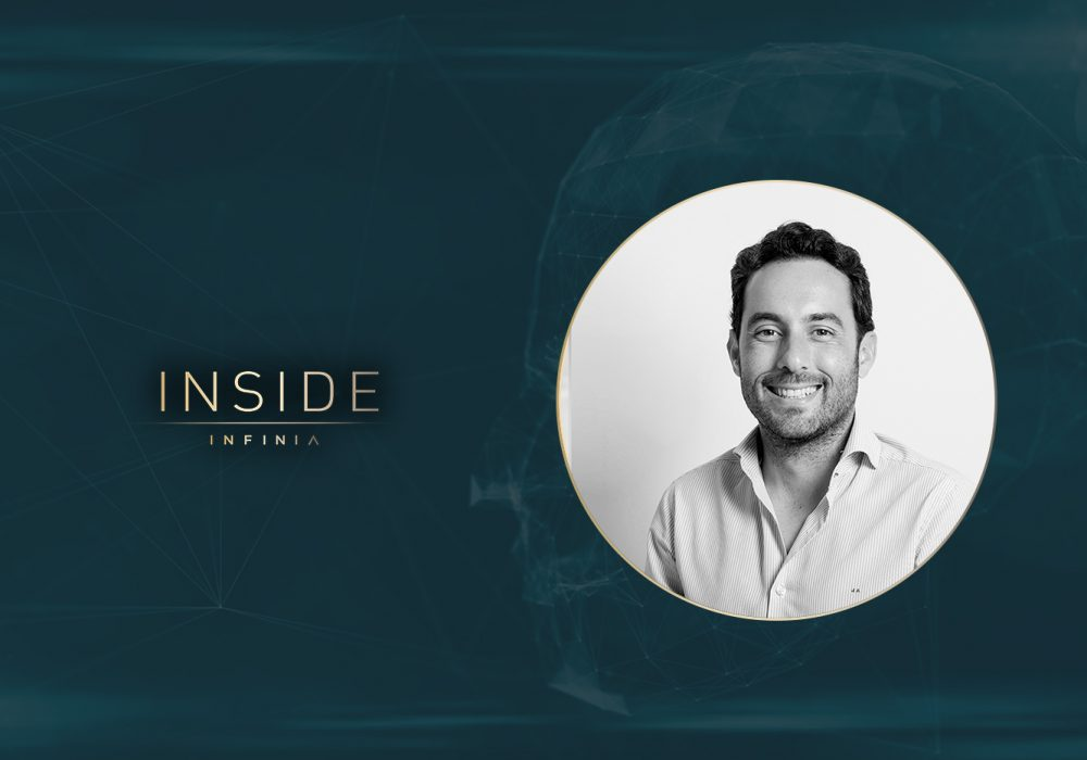INSIDE INFINIA |  Javier Acero, Head of Sales Spain